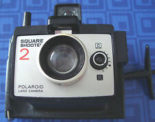 Vintage Polaroid Square Shooter 2 Land Camera Film Works Great Vintage Awesome