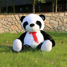"Joyfay® Giant Huge Big 47"" 120cm Panda Bear Stuffed Plush Toy Christmas Gift"
