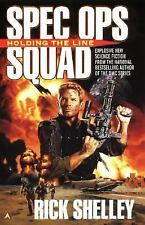 Spec Ops Squad by Rick Shelley (2001)Pb