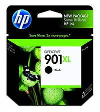 HP 901XL Black High Yield Original Ink Cartridge CC654AN
