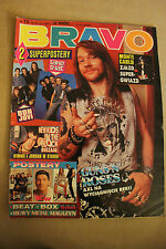 Bravo 15/1993 Axl Rose,Michael Jackson,Faith No More,Porno For Pyros,Blue System