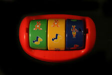 Graco Baby Einstein Discover & Play Exersaucer Replacement Spinner Toy - EUC