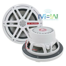 """JL AUDIO® M770-TCX-SG-WH 7.7"""" MARINE TOWER BOAT COAXIAL SPEAKERS SPORT GRILLES"""