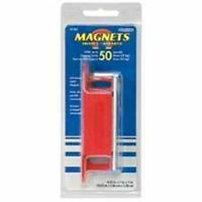 NEW MASTER MAGNETIC 7502 LATCH MAGNET WITH STIKE PLATE 3987989