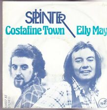 "7"" Splinter Costafine Town (George Harrison) / Elly May 70`s Dark Horse"