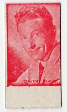 Spanish Weighing Weight Machine Card Calzados Garcera US Actor Danny Kaye