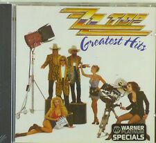 CD - ZZ Top - Greatest Hits - #A2886 - Neu