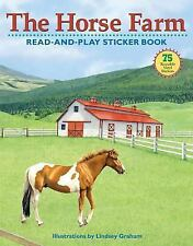 The Horse Farm Read-and-Play Sticker Book Read-And-Play Sticker Books)