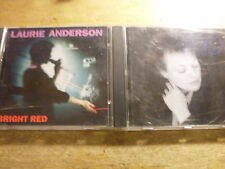 Laurie Anderson   [2 CD Alben]   Bright Red + Strange Angels