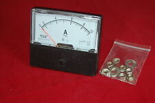 1PC AC 0-10A Analog Ammeter Panel AMP Current Meter 60*70MM directly Connect