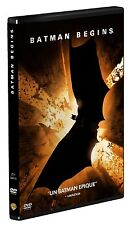 DVD *** BATMAN BEGINS *** De Christopher Nolan