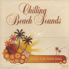V/A - Chilling Beach Sounds: Music For Your Soul Vol 2 (UK 16 Tk CD Album) (Sld)