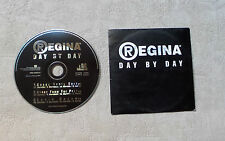 "CD AUDIO MUSIQUE / REGINA ""DAY BY DAY"" CD SINGLE 3T 1997 CARDBOARD SLEEVE"