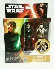 Star Wars Return of the Jedi LUKE SKYWALKER Desert Mission Armor 3.75-in Figure