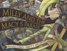 Milly And The Macy's Parade-ExLibrary