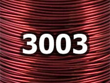 "0.5mm - ENAMELLED COPPER WIRE, TATTOO MACHINE COIL WIRE - 1KG (2x500grams) ""RED"""