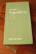 JUGOSLAVIA - Guida turistica TCI - Anno 1971 - Pagine 167