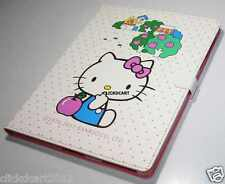 Hello Kitty Smart Cover Leather Case With Screen Protector For Apple iPad 2/3/4