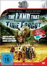 The Land That Time Forgot ( Action-Sci-Fi in 3D + Brille ) - Timothy Bottoms NEU