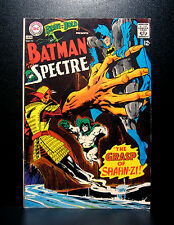 COMICS: DC: Brave and the Bold #75 (1968), 1st Shahn-Zi app - (batman/spectre)