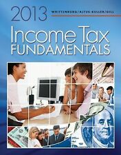Income Tax Fundamentals 2013 (with H&R BLOCK At Home(TM) Tax Preparation S..