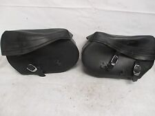 Harley Davidson Saddlebags Sportster Take-OFF  Made In USA 79052-04 NOS USED
