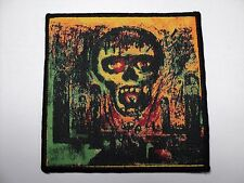 SLAYER SEASON IN THE ABYYS  WOVEN  PATCH