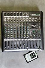 Mackie ProFX12 V2 12-Channel Professional FX Mixer with USB -Used