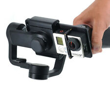 For Gopro 4 3+ DJI Osmo Mobile Gimbal Handheld Camera Adapter Switch Mount Plate