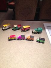 Kellogg's Corn Pops Frosted Mini Wheats Raisin Bran Apple Jacks Matchbox 8 Cars