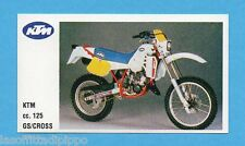 MOTOR SHOW-FIGURINA CLUB n.48- KTM 125 GS/CROSS -NEW