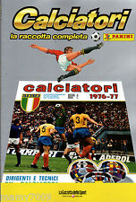 CALCIATORI PANINI=1976/77=RISTAMPA INTEGRALE DELL'ALBUM=