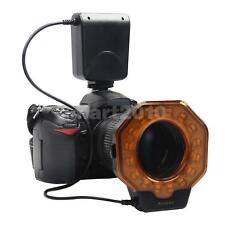 Macro Ring Flash Speedlite Light for Canon 600D/T3i 550D/T2i 1100D/T3 60D 7D