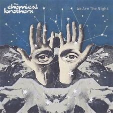 CD The Chemical Brothers- we are the night