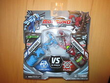MONSUNO Core-Tech 2-Pack Eklipse Quickforce Spiderwolf 2 Karten GIOCHI PREZIOSI!