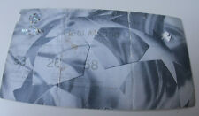 Ticket for collectors CL Borussia Dortmund BVB Real Madrid 2003 Germany Spain
