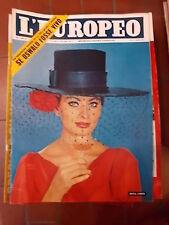 L'EUROPEO RIVISTA SETTIMANALE 1964 n° 11 anno XX