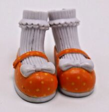 Lalaloopsy BLOSSOM FLOWERPOT Full Size Doll Orange Replacement Shoes Accessories