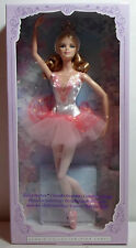BARBIE 2015 BALLET WISHES 12'' DOLL COLLECTOR'S EDITION PINK LABEL EUROPEAN