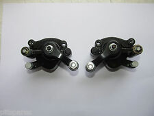 Mini moto Dirt Pit Quad bike brake caliper calliper front and rear complete 49cc