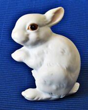 Kleiner weißer Porzellanhase Rosenthal Classic 8,5 cm hoch
