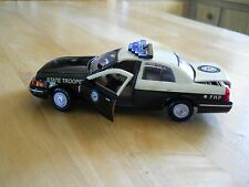 Toy, Model, Die Cast, Florida Highway Patrol Car, Limited Edition, 1:43 Scale