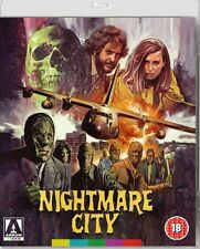 Nightmare City - 2 Disc Blu-Ray - Special Edition - Umberto Lenzi
