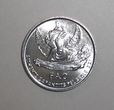 1999 Andorra 1 centim, Flying Angel coin