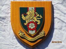 Escudo regimiento: Inteligencia y Seguridad Group (UKLF)