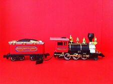 TRAIN TOY SET LOCOMOTIVE CABOOSE WESTERN CLASSIC EXPRESS TOY STATE INDUSTRIAL 92