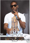 TINIE TEMPAH AUTOGRAPH SIGNED PP PHOTO POSTER