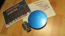 Honda civic type r s fuel cap lid cover petrol ep3 ep2 01-06 3/5 door blue (2)