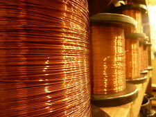 0.315mm - ENAMELLED COPPER, MAGNET WIRE, 1 METER LENGTH