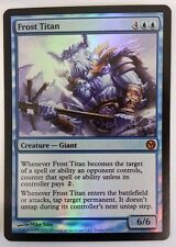 1x Frost Titan ! Duels of the Planeswalker FOIL ! engl. NM MtG